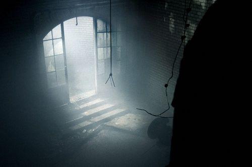 In den verlassenen Beelitzer Heilstätten