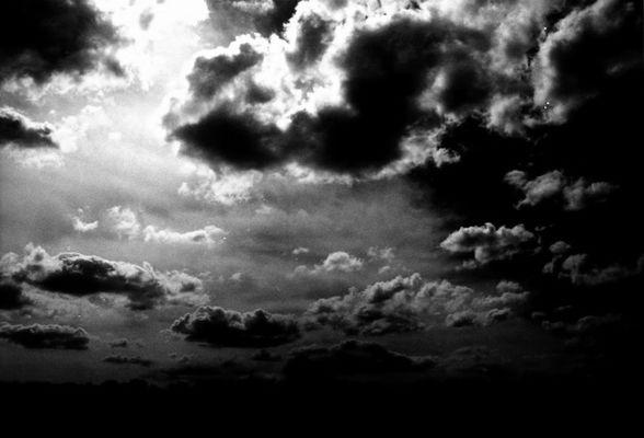 in den wolken seh ich mich
