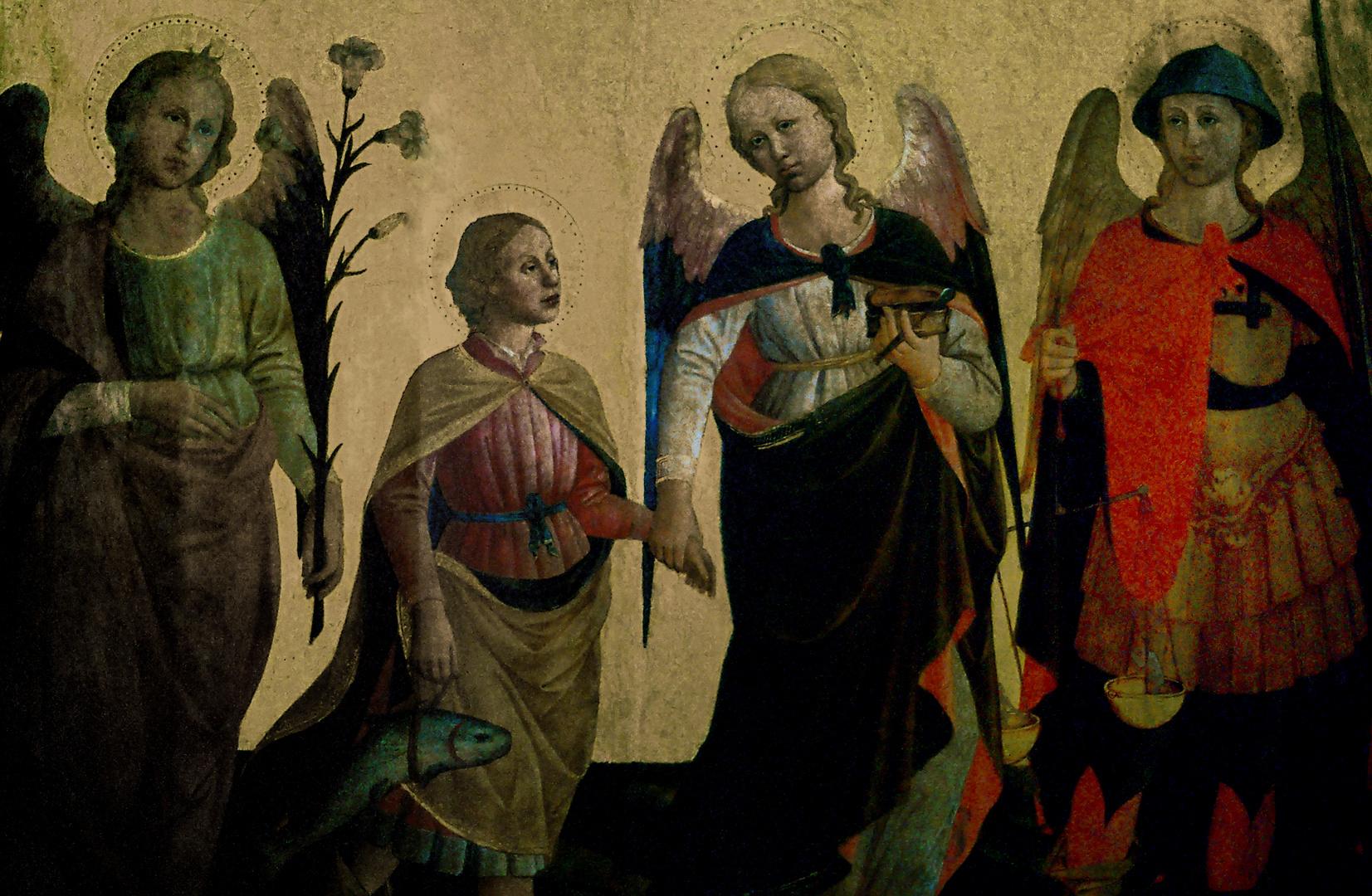 In der Accademia Florenz