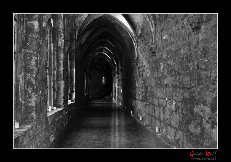 In der alten Abtei..