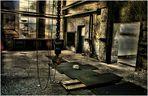 In der alten Werkstatt