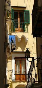 In der Altstadt von Ischia - Ponte