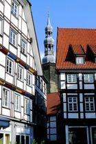 In der Altstadt von Soest