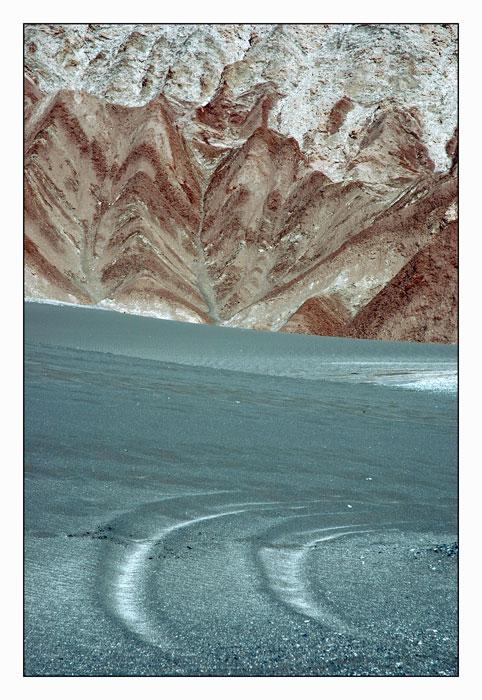 In der Atacama-Wüste