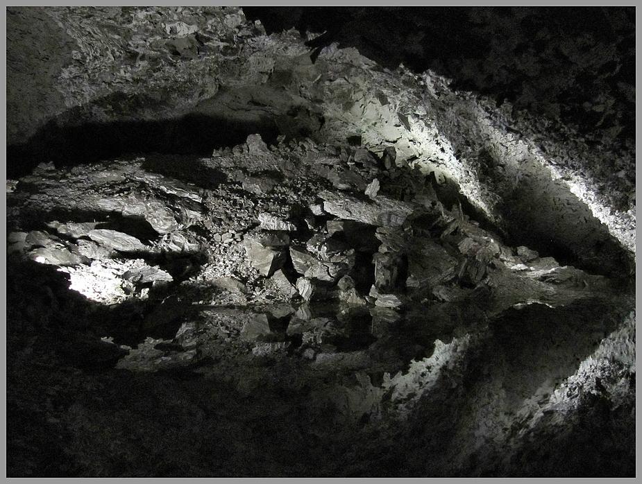 in der Barbarossa-Höhle