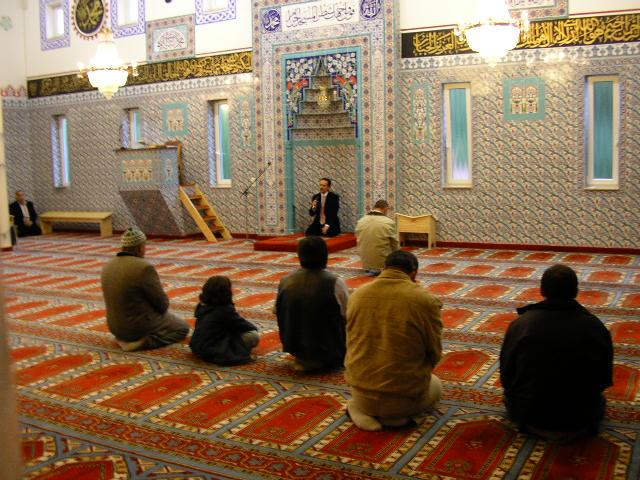 In der Bugginger Moschee