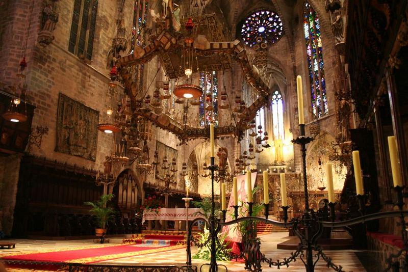 in der Chatedrale