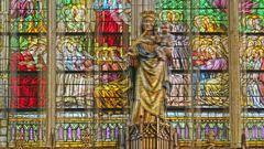 in der Christoffelkathedraal (Pol 3D)