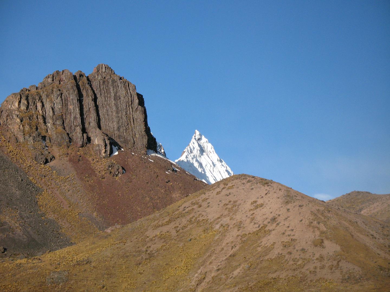 In der Cordillera Vilcanota