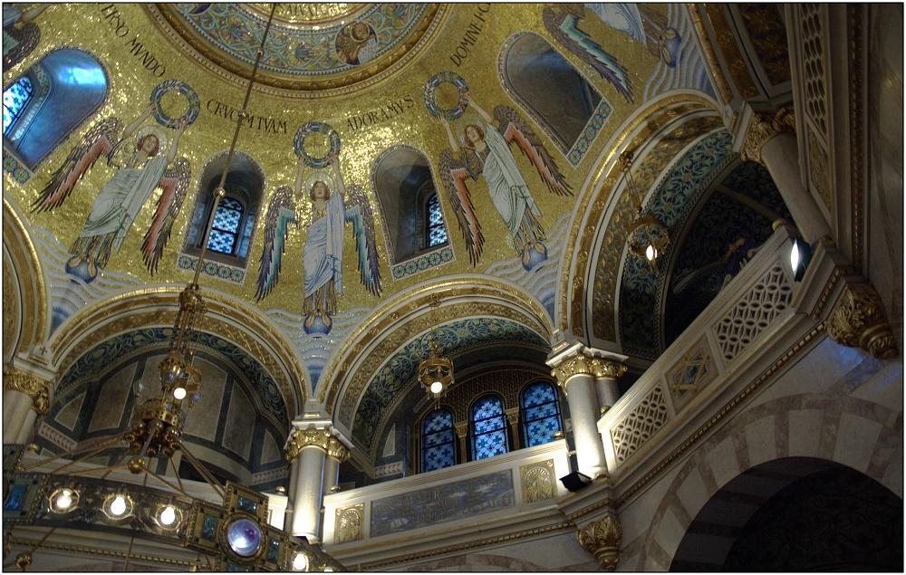 ... in der Elisabethkapelle ...