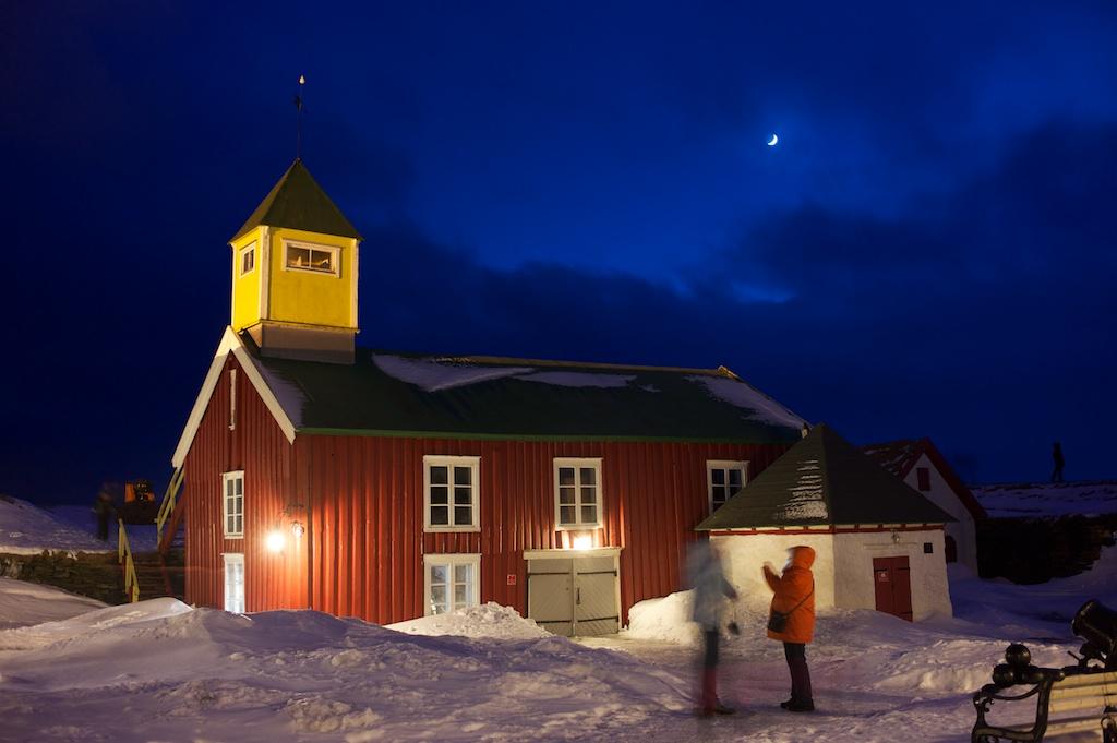 In der Festung Vardøhus
