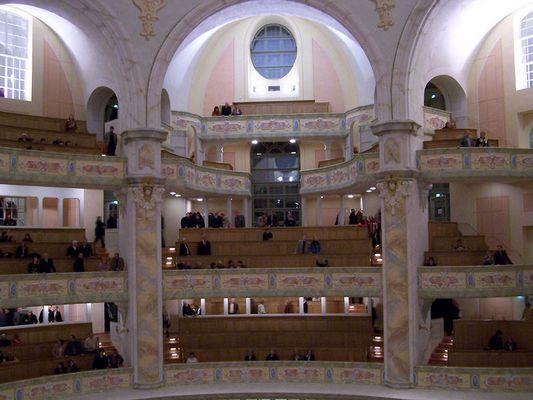 In der Frauenkirche - 2. Empore, PG 4