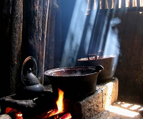 In der Hexenküche