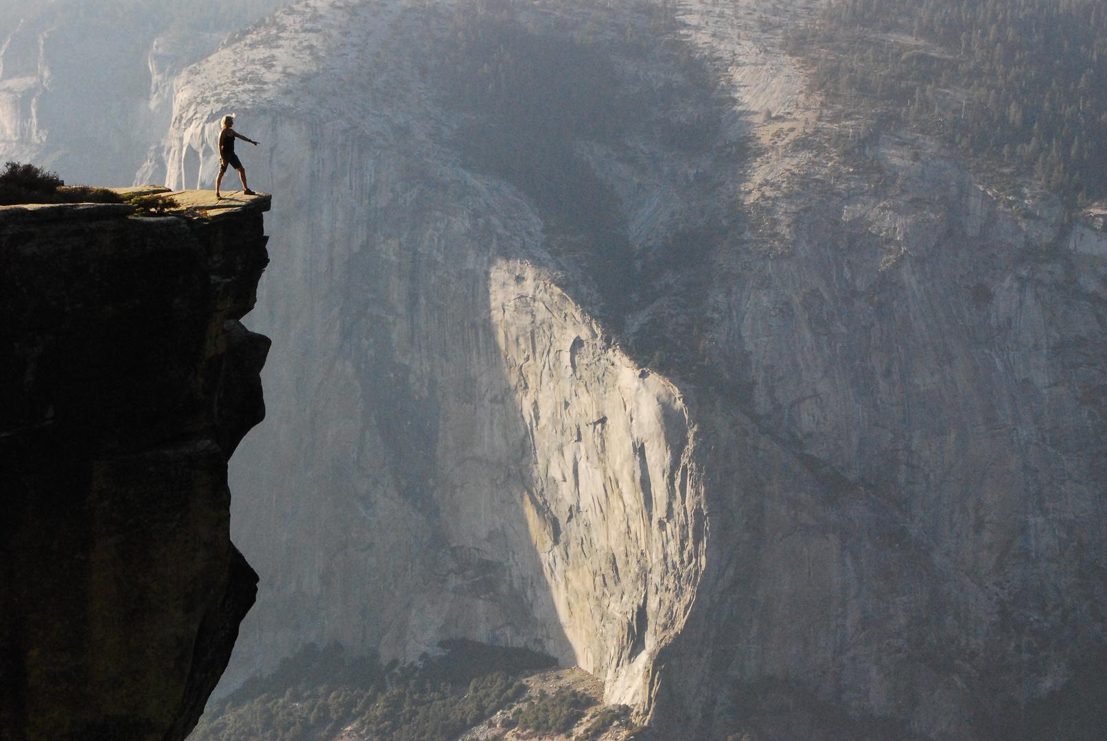 in der High Sierra des Yosemites