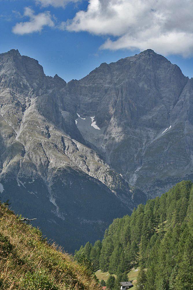 In der Höhe von 1810 m, S-charl 2