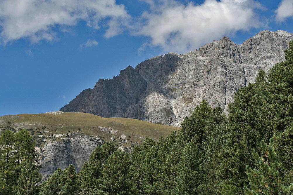 In der Höhe von 1810 m, S-charl 4