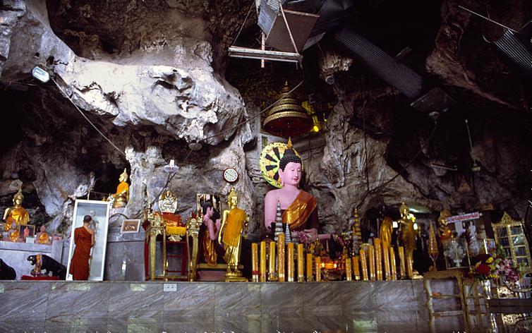 In der Höhle der Mönche