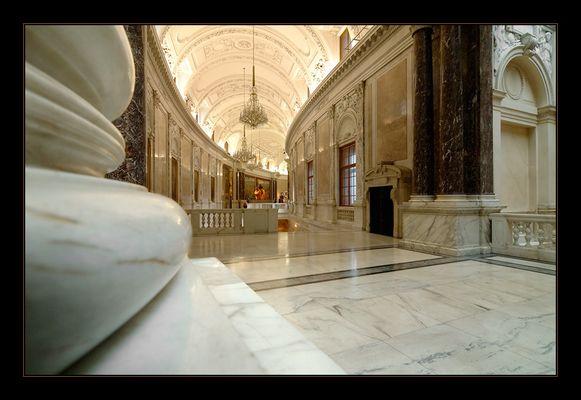 In der Hofburg