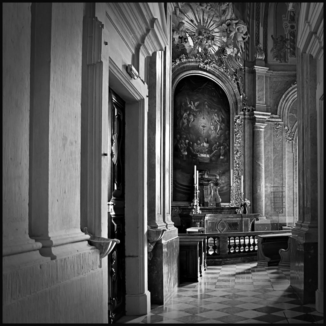 In der Hofkirche DD