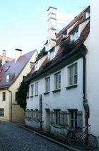 In der Jakobervorstadt in Augsburg (2)