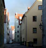 In der Jakobervorstadt in Augsburg