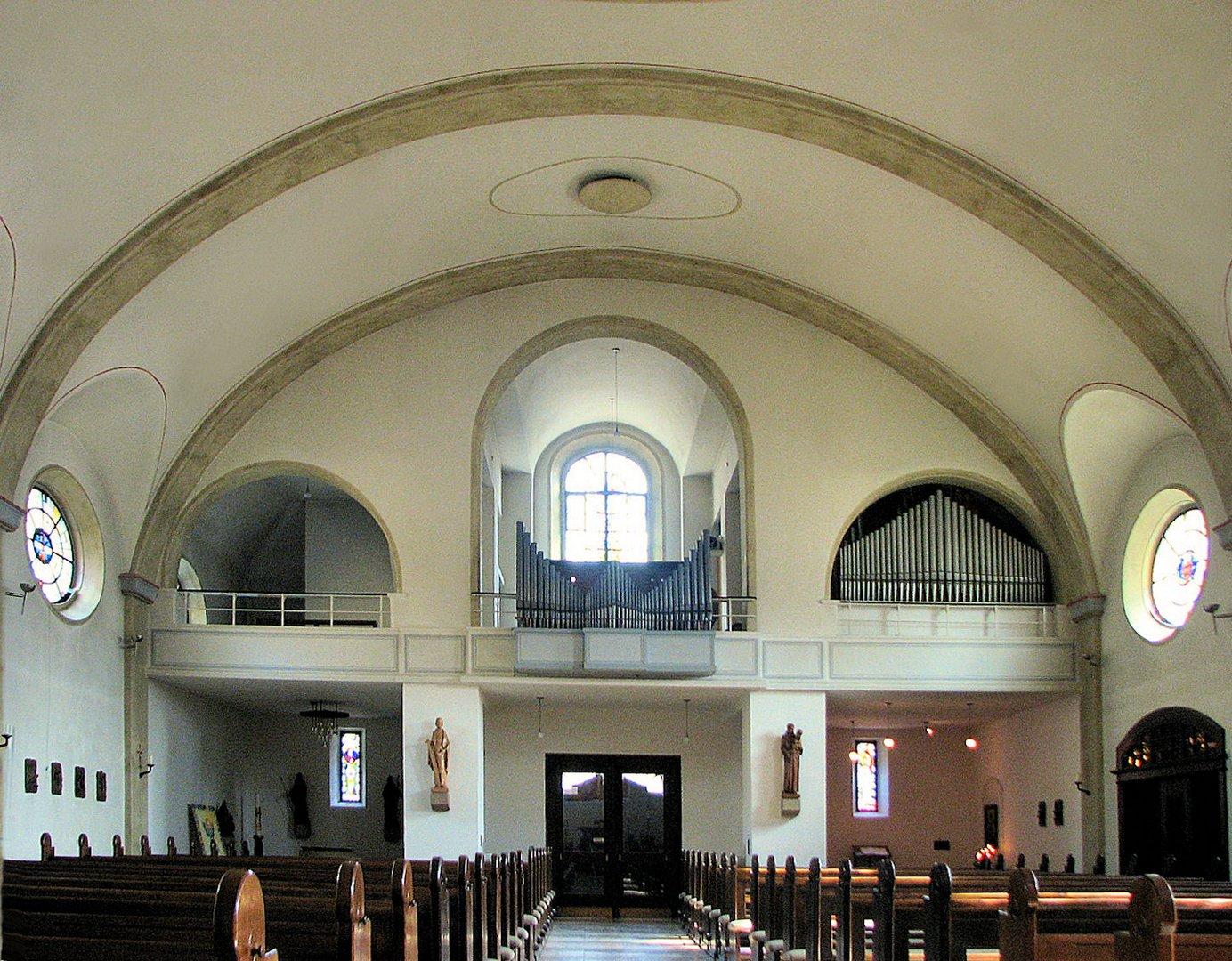 In der Josefkirche