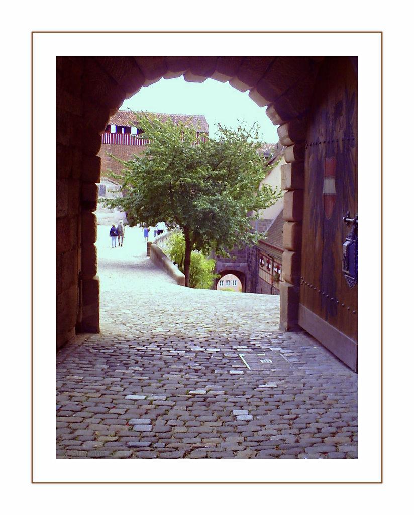 In der Kaiserburg