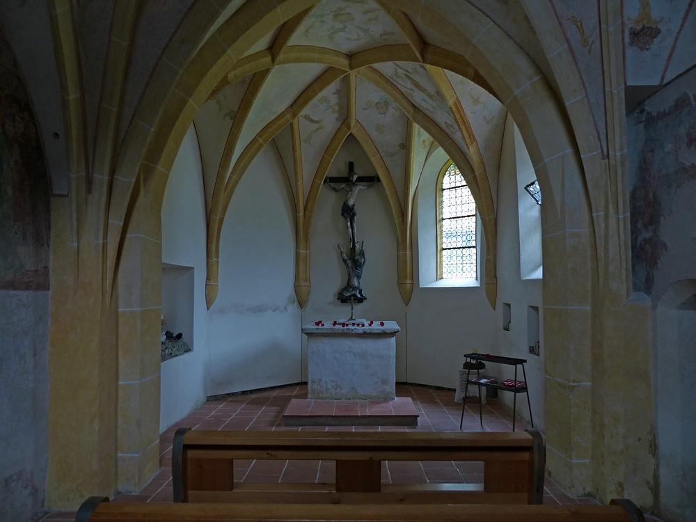 In der Kapelle St.Magdalena 3