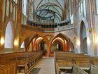 In der Kirche von Dobbertin