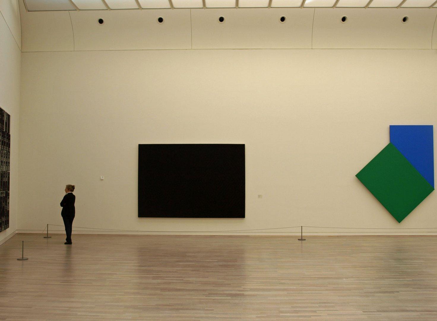 in der Kunstsammlung Nordrhein-Westfalen