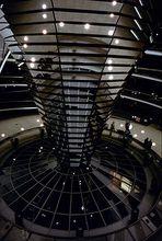 In der Kuppel des Berliner Reichstages