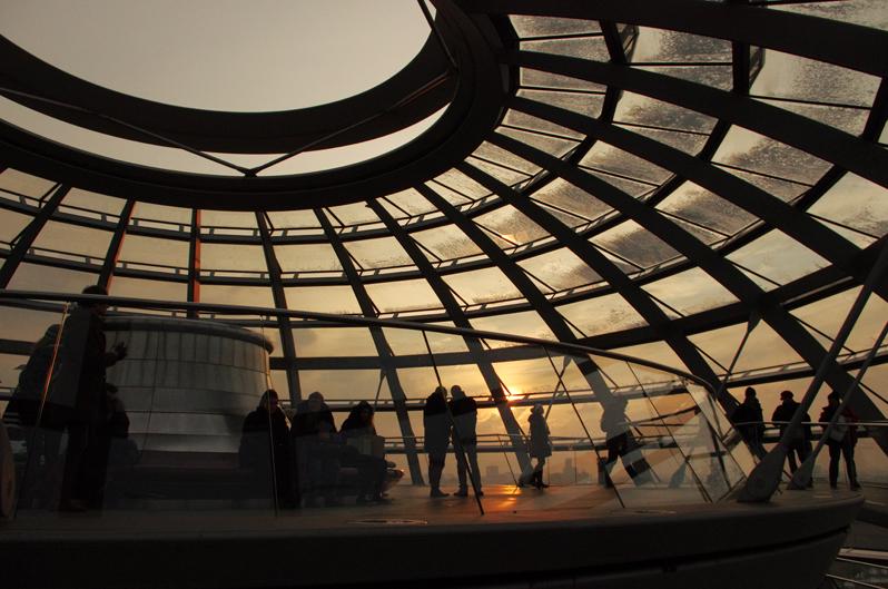 in der Kuppel