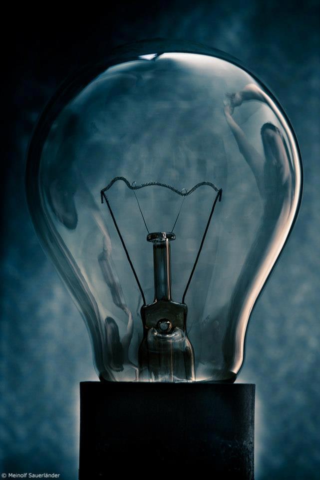In der Lampe