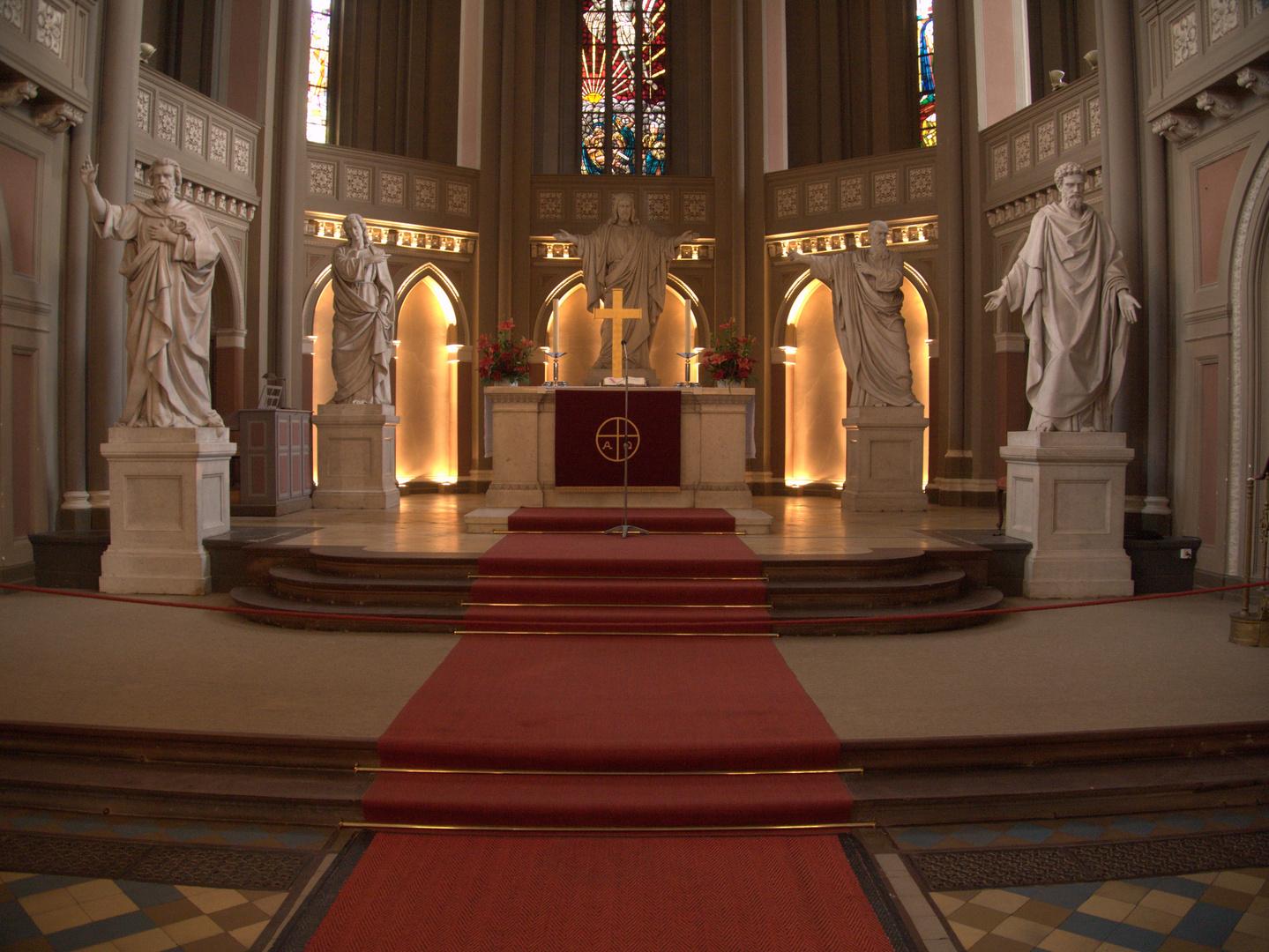 in der Marktkirche,Wiesbaden