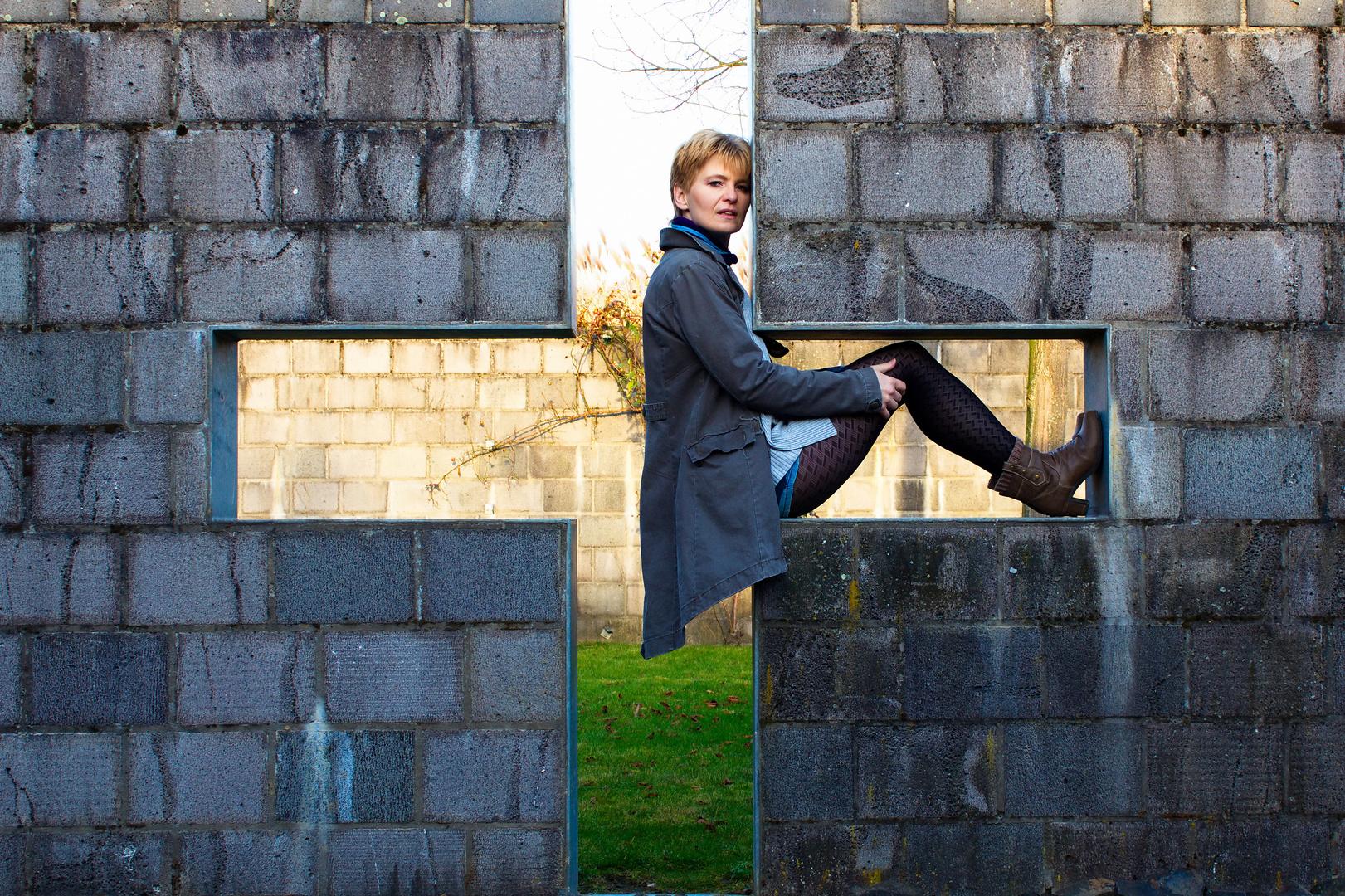 In der Mauer