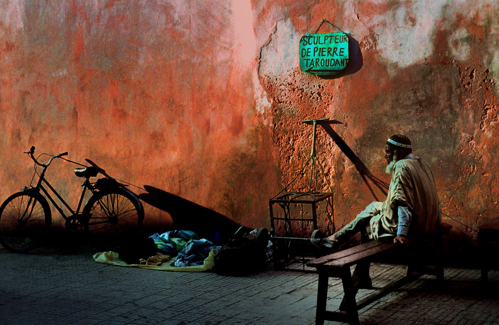 In der Medina von Taroudant