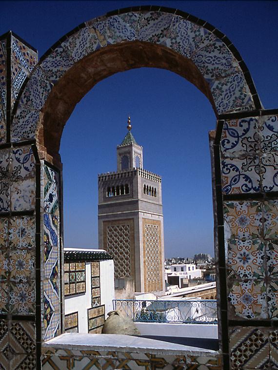 In der Medina von Tunis