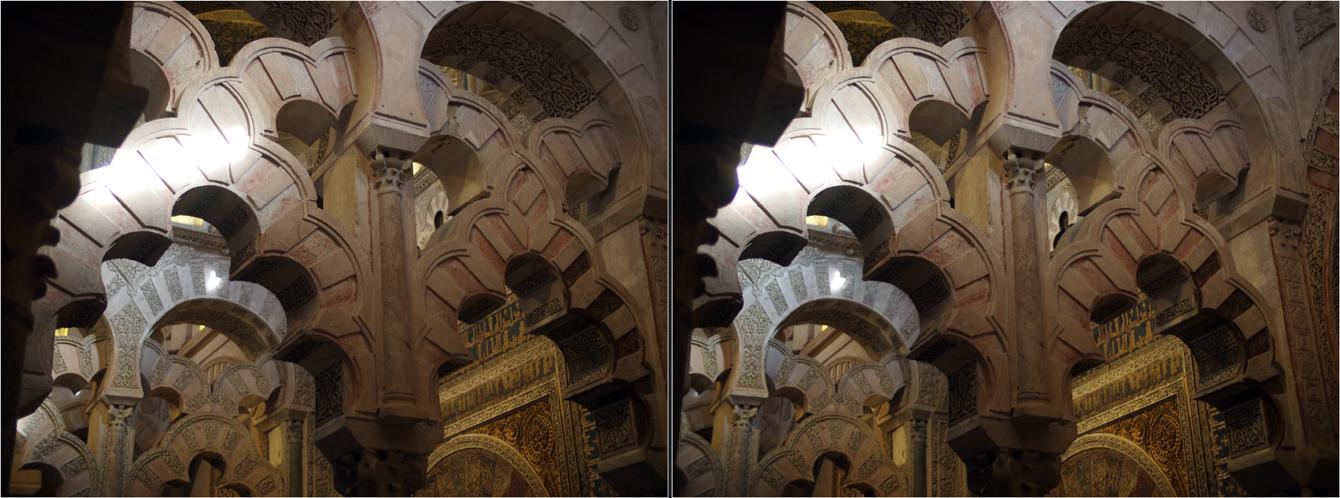 In der Mezquita–Catedral von Córdoba