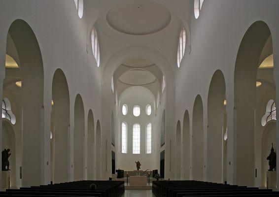 In der Moritzkirche in Augsburg