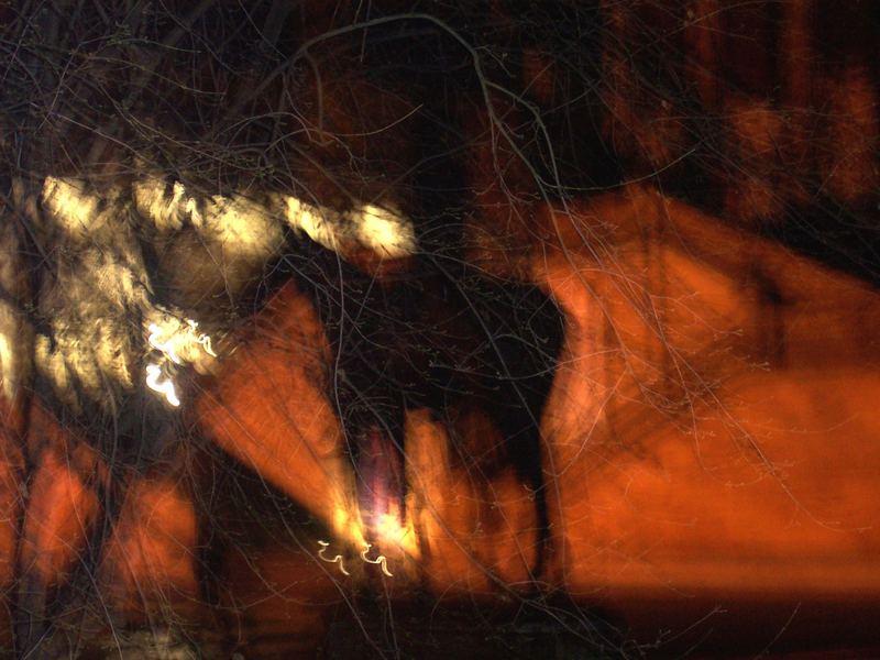 In der Nacht..
