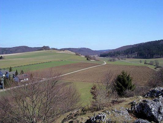 In der Nähe von Heidenheim
