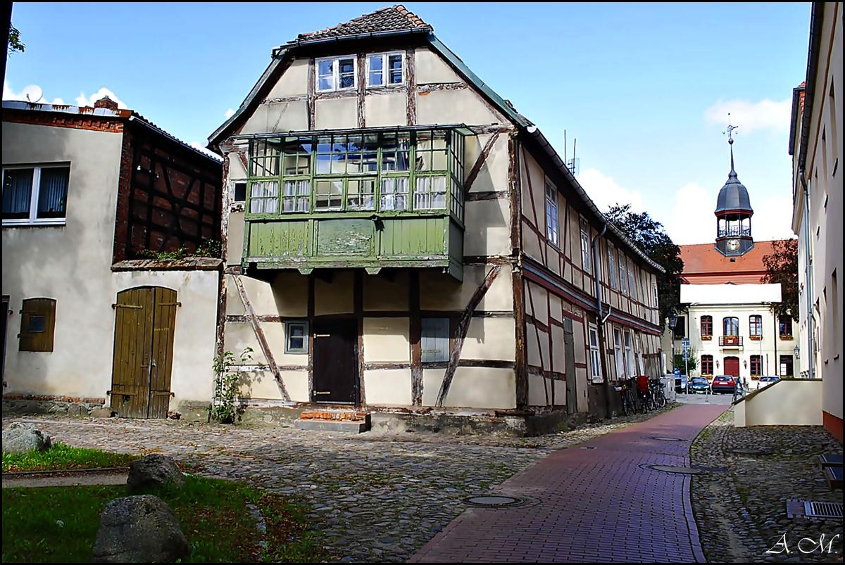 ....in der nähe von Schwerin...