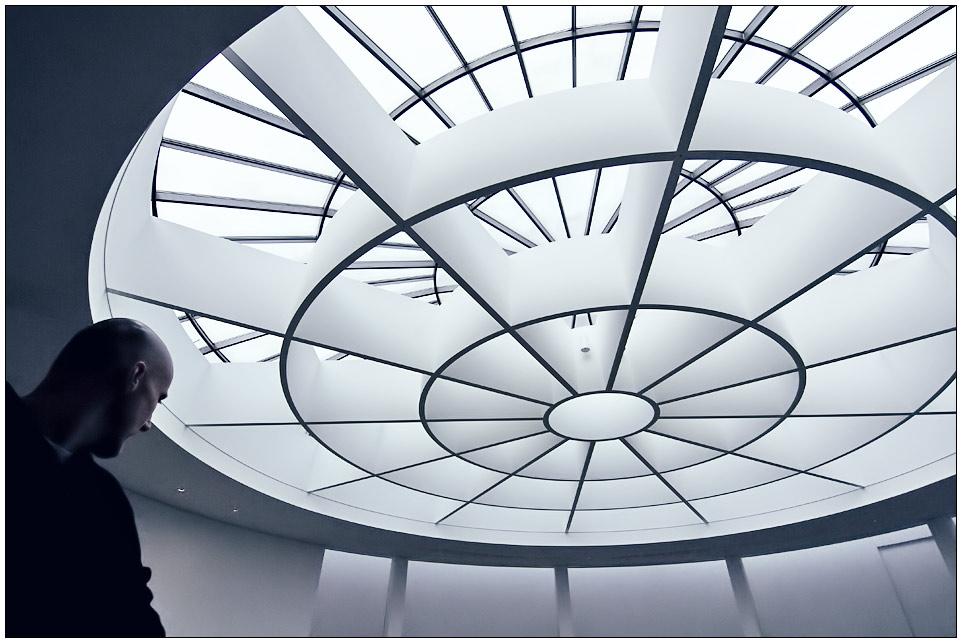 In der Pinakothek der Moderne #5