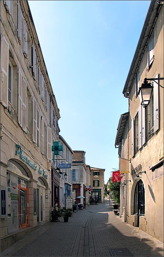 - in der rue de la flatulence -