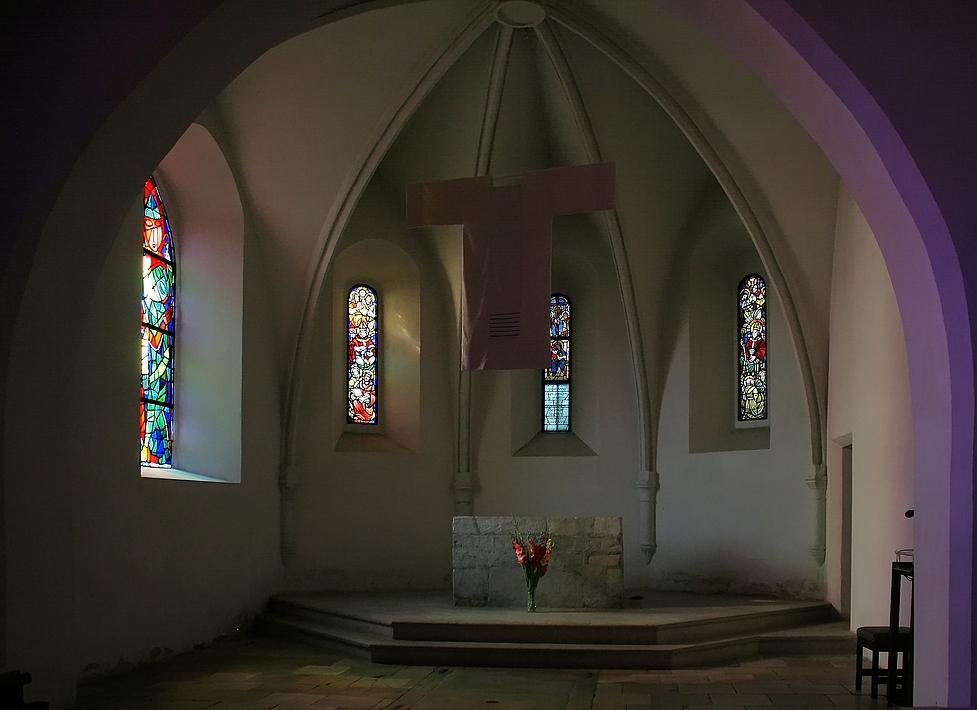 In der Ruprechtskirche
