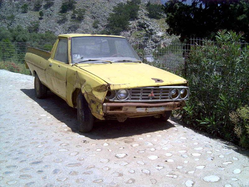 In der Samaria-Schlucht gibt es keinen TÜV