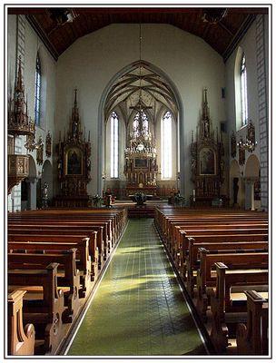 In der Schloss-Kirche