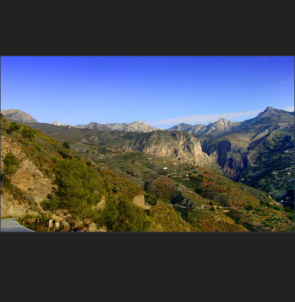 in der Sierra
