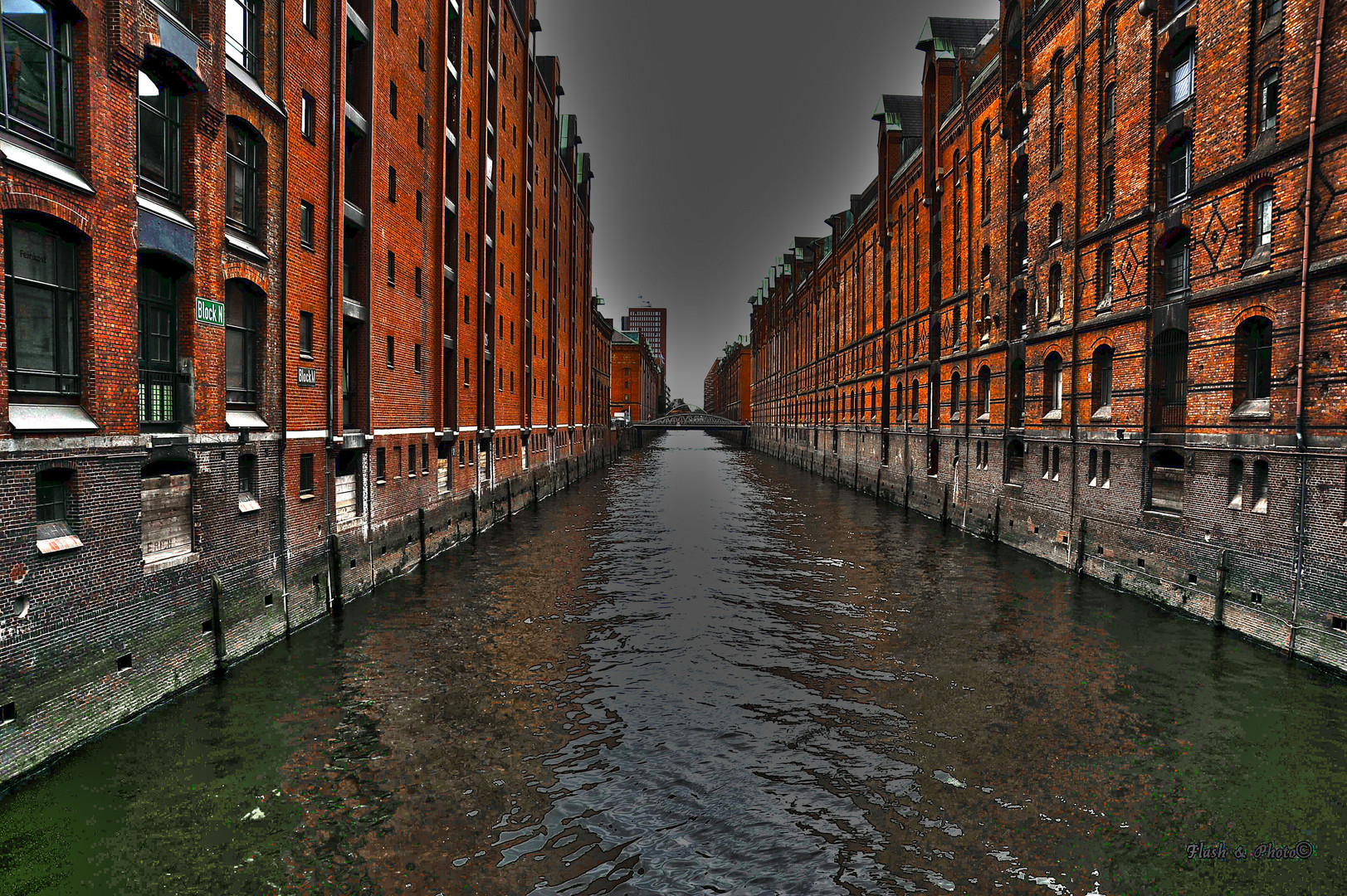 In der Speicherstadt - Hamburg