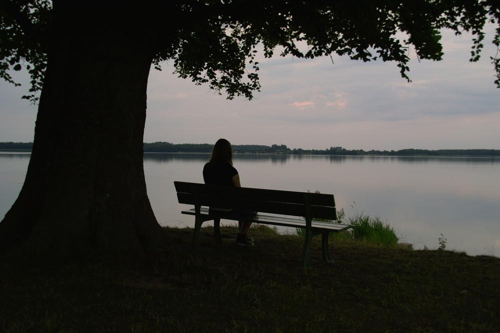 In der Stille